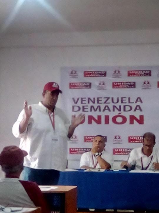 APURE: Llaneros presentes en el secretariado nacional de Unidad Visión Venezuela.