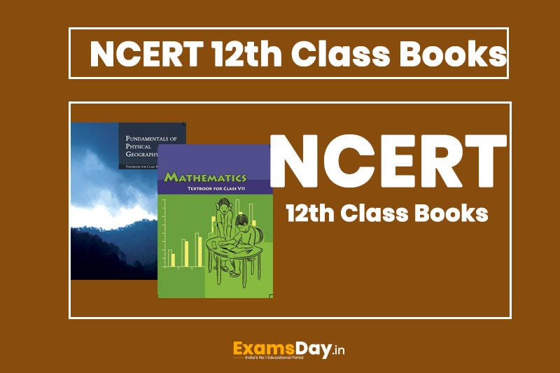 ncert books for class 12 pdf