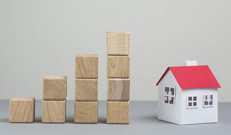 Propiedades, disminuyó el porcentaje de familias que son dueñas de su vivienda