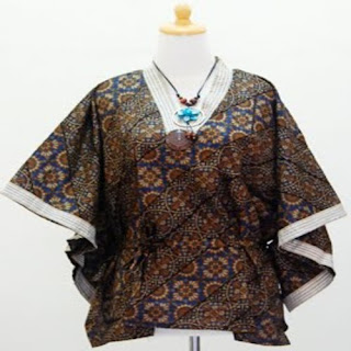 baju atasan wanita muslim ukuran besar