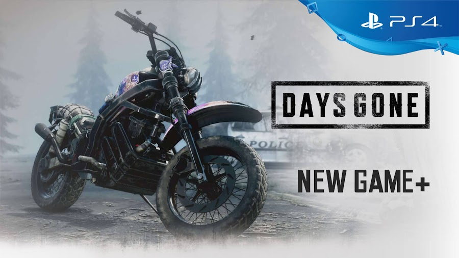 days gone new game plus mode update ps4 release date new difficulty bend studio sony interactive entertainment
