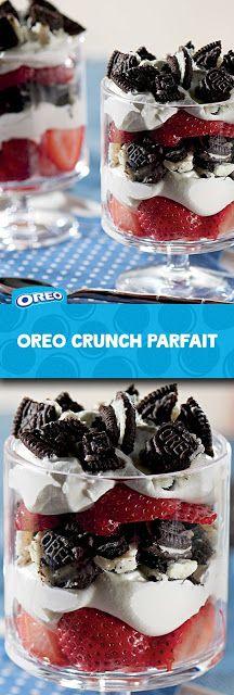 OREO Crunch Parfait