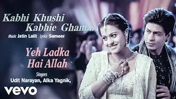 kabhi khushi kabhie gham song lyrics