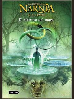 cronicas Narnia sobrino mago lewis