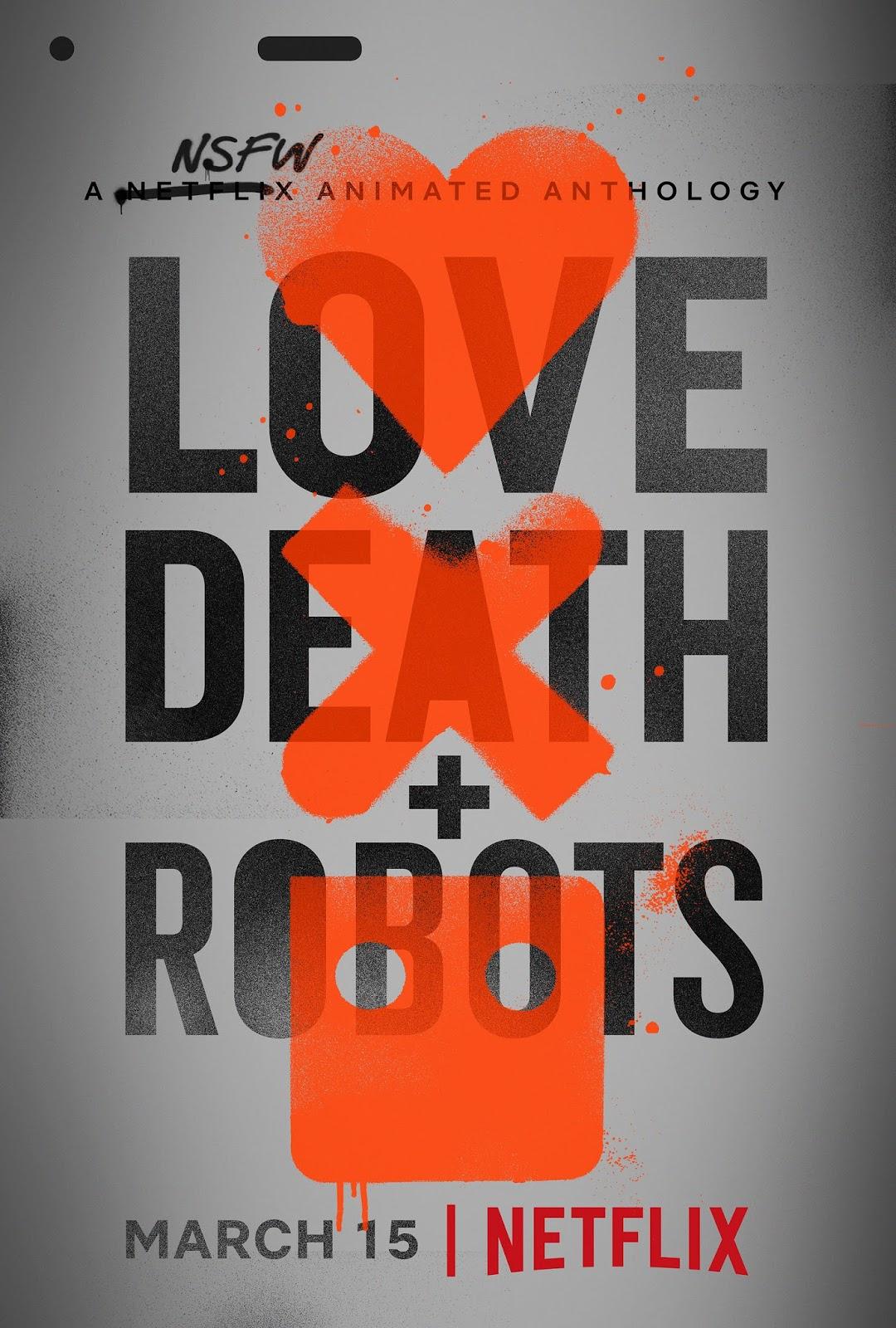 miłość śmierć i roboty serial netflix recenzja bagiński platine image