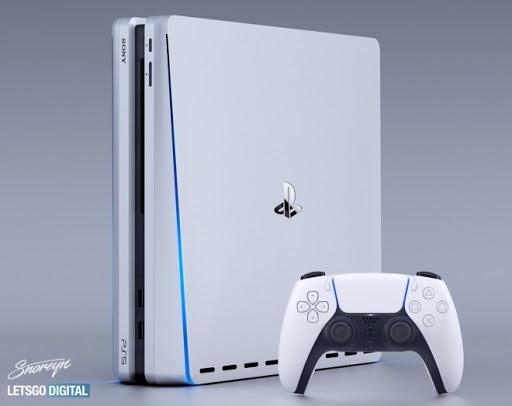 Un nouveau concept pour la future Playstation 5
