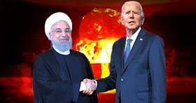 """As Biden bows down, Iran's supreme leader tells him to shove it """"no one will stop Iran from acquiring nuclear weapons"""""""