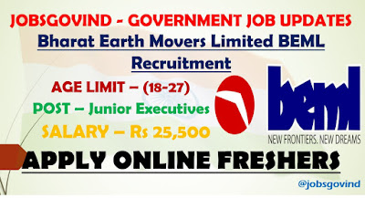 Bharat Earth Movers Limited BEML