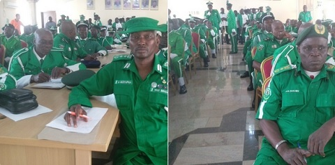 BREAKING News: Just Like in the 80s, Buhari Relaunches War Against Indiscipline Brigade