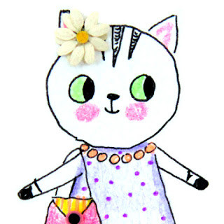 Zoe the Tabby Cat | Linzer Lane Blog