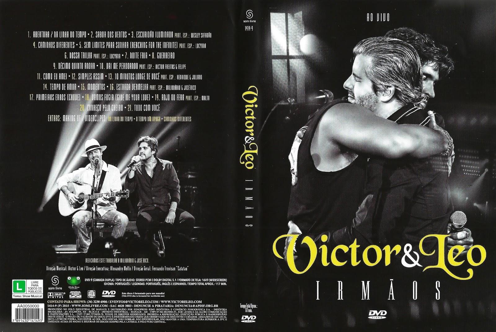 E FLORIPA BAIXAR VIVO VICTOR LEO AO NOVO EM DVD
