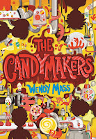 book cover of The Candymakers by Wendy Mass published by Little Brown