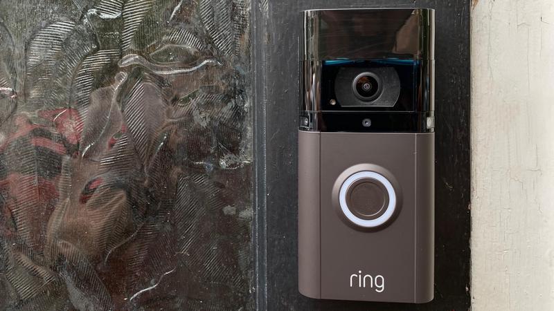 Ring Video Doorbell 3 Plu