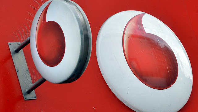 Vodafone reduce su beneficio un 7%