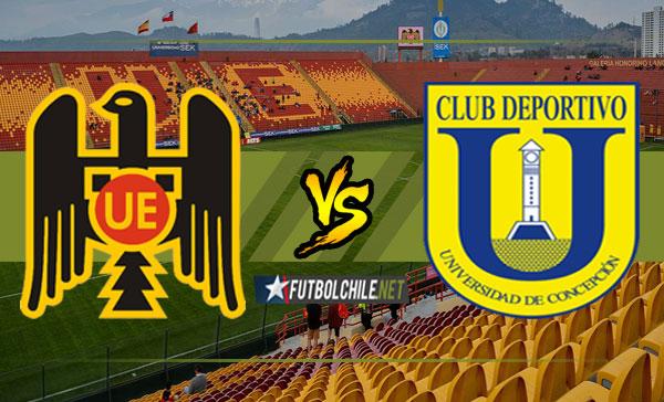 Unión Española vs Universidad de Concepción - 20:30 h - Primera División - 03/03/18