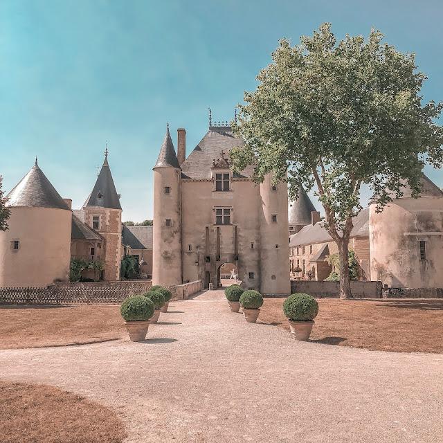 The New Blacck - blog - orléans - château - chamerolles - parfum