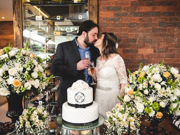 Su ♥ Marcos : Micro Wedding com 16 convidados