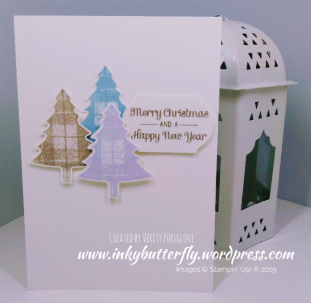 Nigezza Create with Stampin' Up! & InkyButterfly