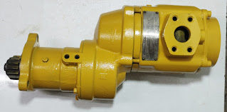 51309-01H-756 B&W Ingersoll rand Pneumatic Air Starter we sale worldwide Email- idealdieselsn@hotmail.com