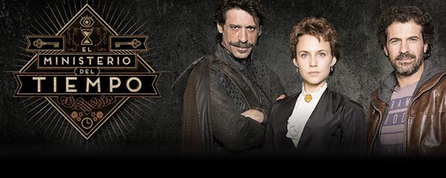 El Ministerio del Tiempo, estreno de su segunda temporada
