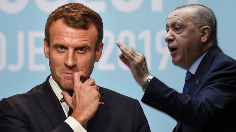 Ο Μακρόν ''έσκισε'' το τουρκολιβυκό ''μνημόνιο'': Το Παρίσι αγνόησε το τουρκικό διάβημα για το πλοίο ''L'ATALANTE''