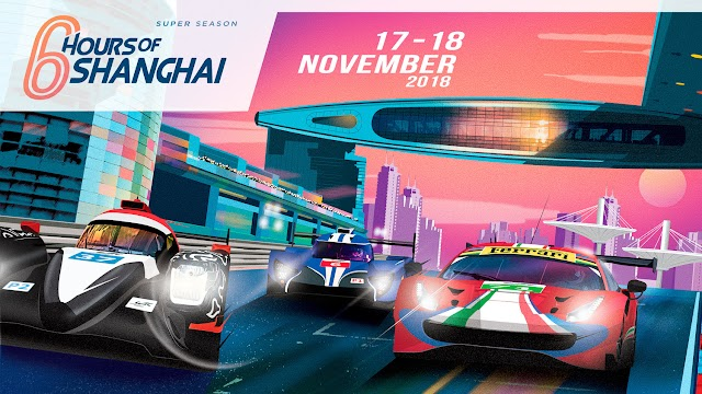 Ticketing for the 6 Hours of Shanghai now open!