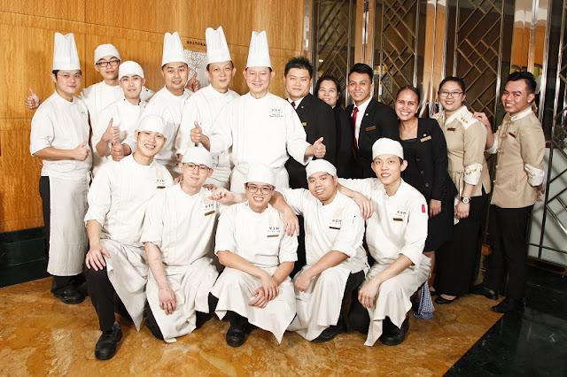 MIGF 2018 - Lai Po Heen Mandarin Oriental Chef Team