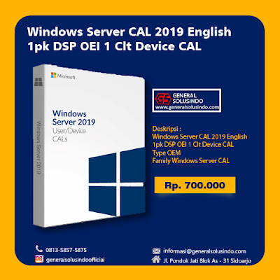 Jasa Instalasi Windows server surabaya