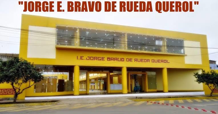 Escuela 20391 JORGE BRAVO DE RUEDA QUEROL - Chancay
