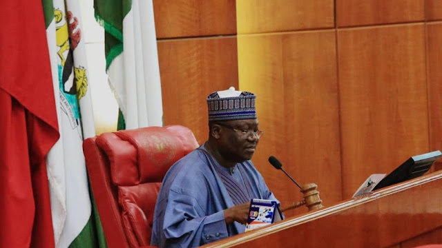 Senate President, Ahmad Lawan finally names Senate Committees