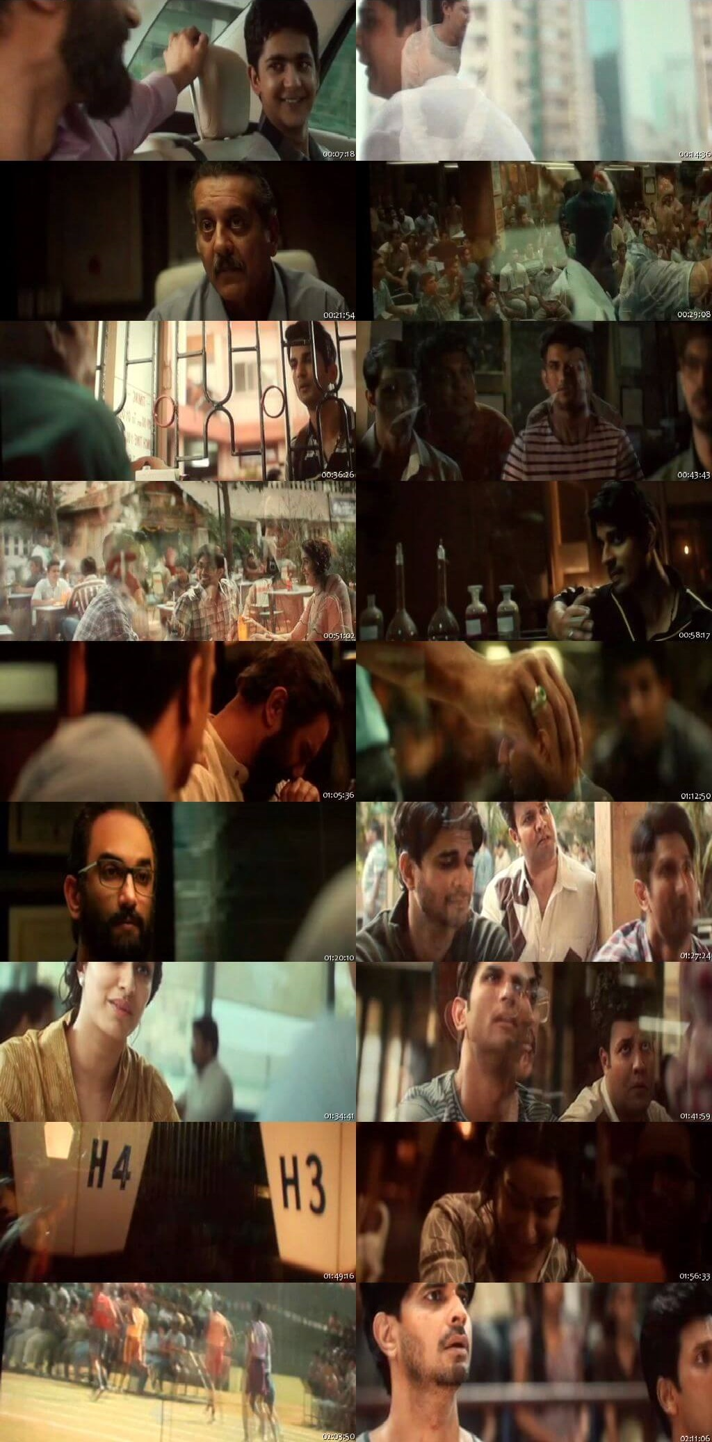 Screen Shot Of Chhichhore 2019 300MB Pdvd Full Hindi Movie Watch Online Free Download