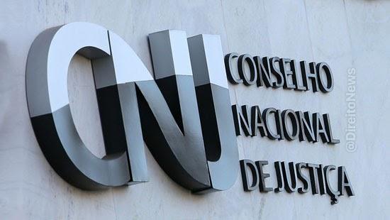 cnj condena magistrado cargo divida pessoal