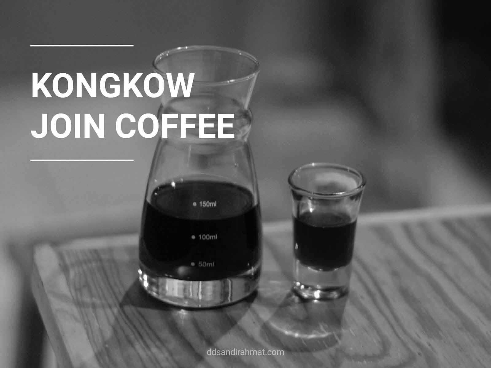 Kongkow Join Coffee