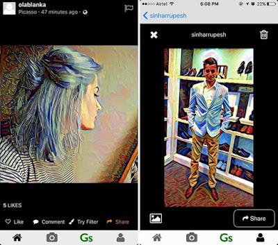 Aplikasi ini Dapat Mengubah Foto Anda Menjadi Lukisan!