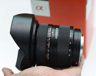 Jual Lensa Sony 11-18mm Wide Bekas