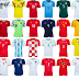 World Cup 2018 - Nigeria's Jersey Ranked No 1