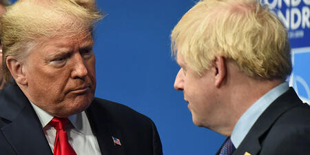 ABD İran İngiltere Savaşı
