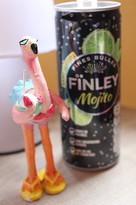 flamingo drink