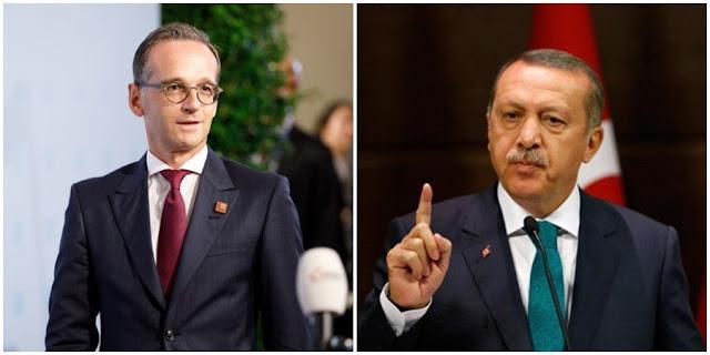 Ερντογάν σε Γερμανό ΥΠΕΞ: Δεν έχεις ιδέα από πολιτική