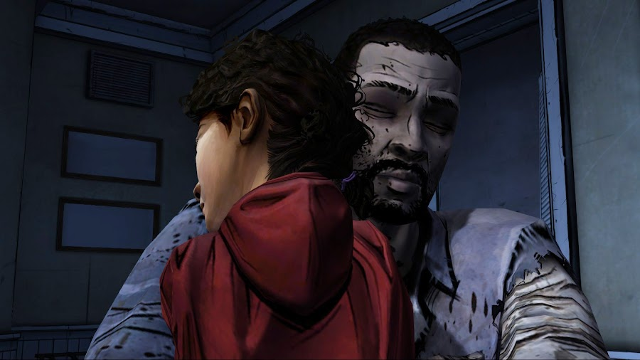 telltale games walking dead clementine