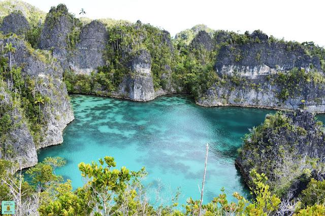 Star Lagoon, Raja Ampat (Indonesia)