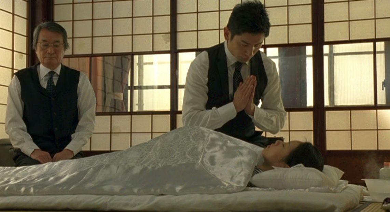 The Film Sufi Departures Yojiro Takita 2008