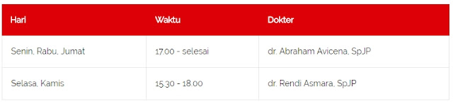 Jadwal Praktek Dokter Rumah Sakit Ananda Purwokerto