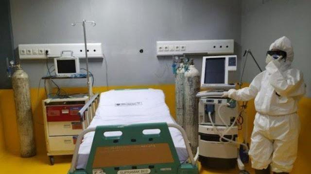Gegara Tukar Ranjang, Pasien Dikira Meninggal, Suami Sudah Doakan 'Jenazah' dan Liang Kubur Digali