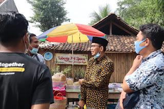 Ade Utami Ibnu Kirim Kader Penggerak Desa Ke Pusat Studi Desa Pasar Yosomulyo Pelangi
