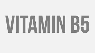 vitamin b, vitamin b5, fungsi vitamin b5, kegunaan vitamin b5, manfaat bitamin b5,