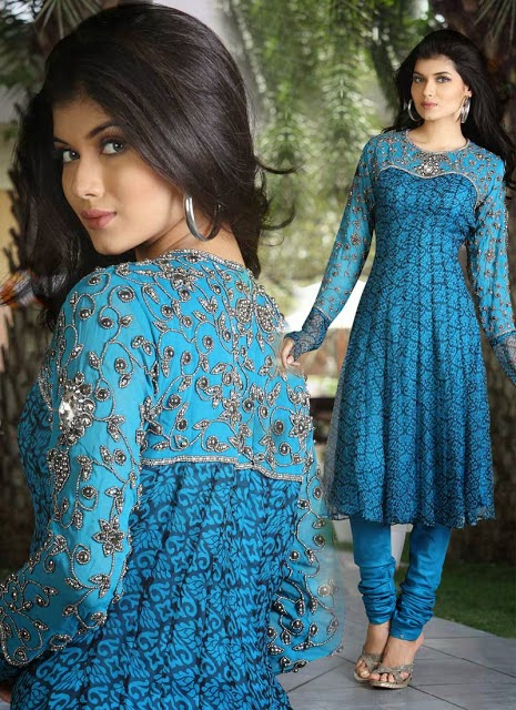 Latest Amazing Indian Anarkali Dresses