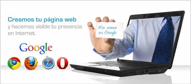 Diseño paginas web en barcelona