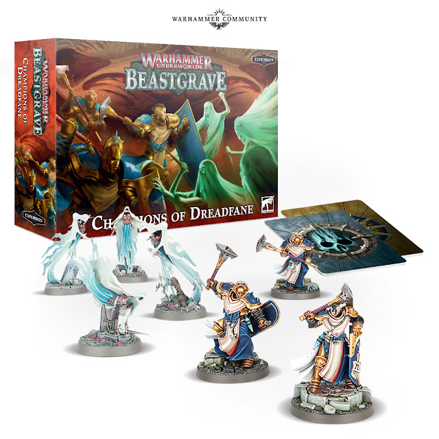 Beastgrave Champions of Dreadfane