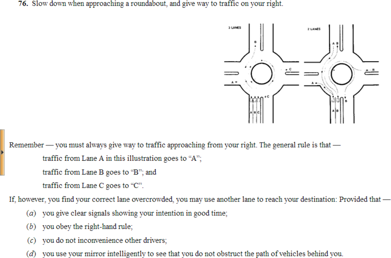 Highway code rules httpstatutescaolsearchdisplayvieww3ppage0 pooptronica
